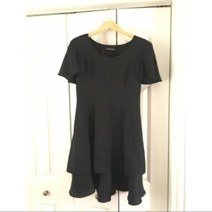 Black Escada dress - EUC - size L